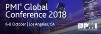 PMI Global Conference 2018 logo